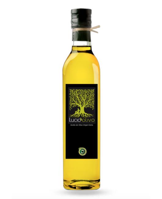 Aceite De Oliva Virgen Extra Ecologico Lucio Olivo 1