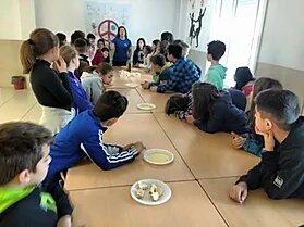 Campana El Olivo Lucio En Los Centros Escolares 2017 3
