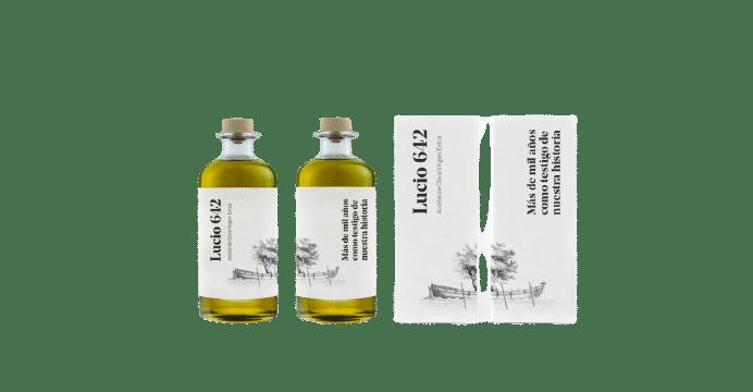 Lucio 642 Packaging